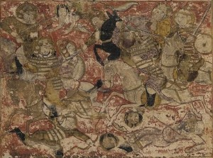Balami_-_Tarikhnama_-_Battle_of_Siffin_(cropped)