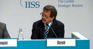 Endy Bayuni (Photo: The International Institute for Strategic Studies/youtube.com)