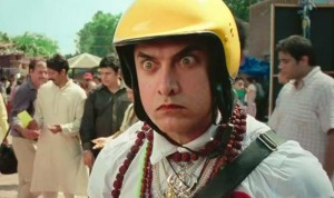 Aamir Khan dalam Film PK (Foto: India.com)